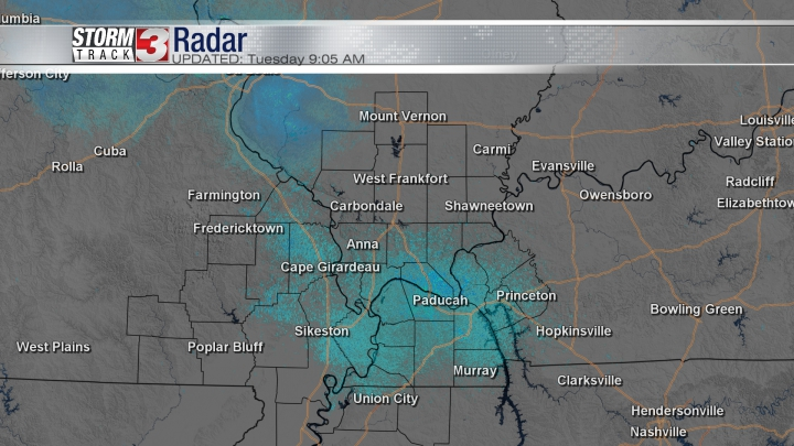 Weather - WSIL-TV 3 Southern Illinois